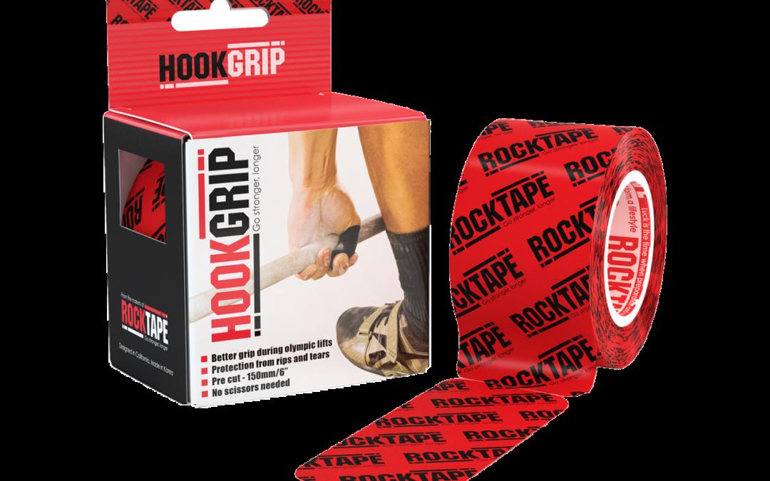 Hook Grip — преднарезанный тейп для защиты пальцев