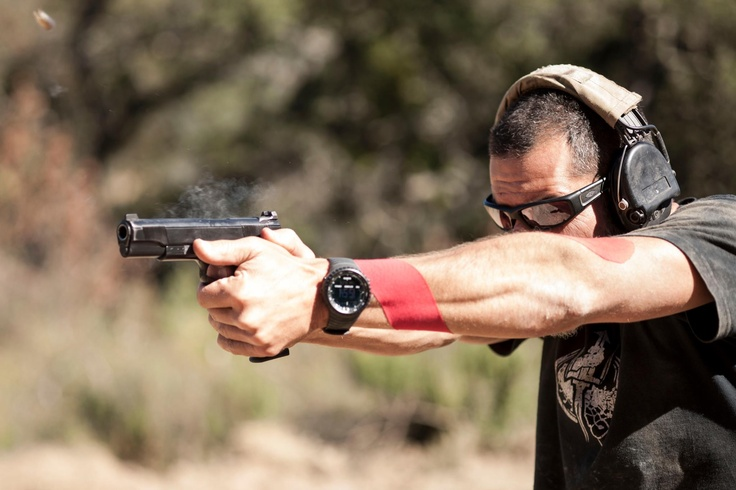 Kinesiology Tape Application to Improve Pistol Shooting Performance in Tactical Athletes