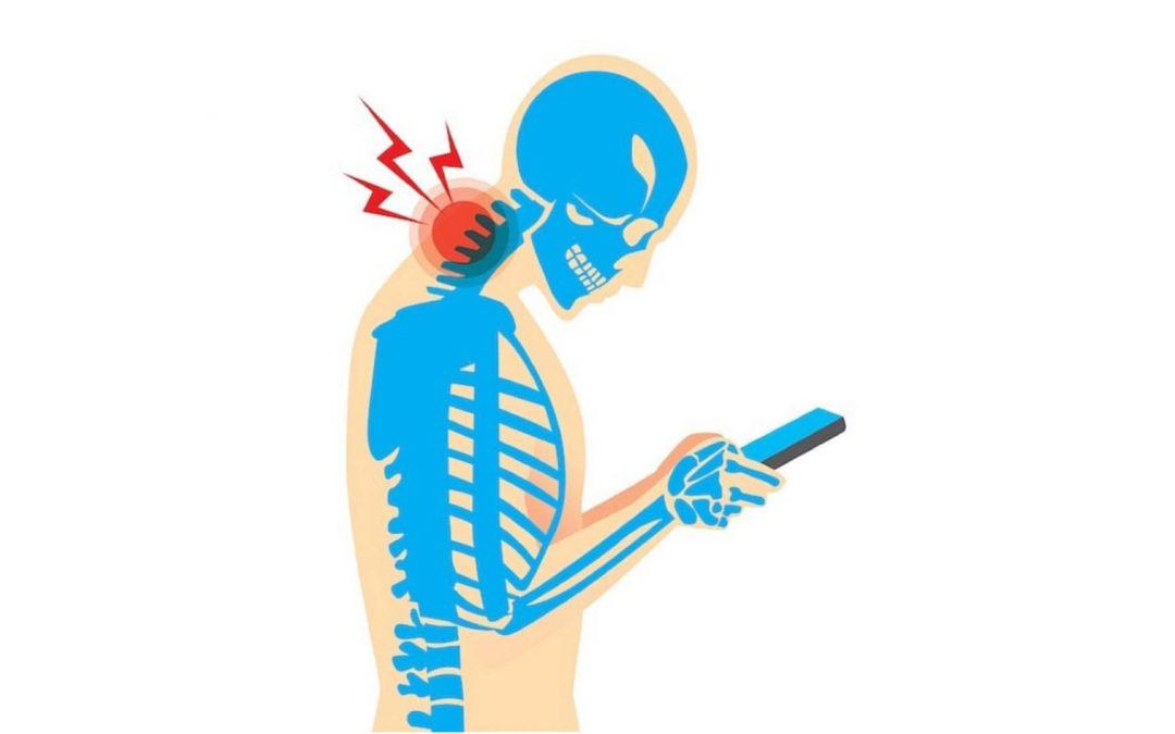 Tech Neck. Гаджеты и боль в шее — как бороться?